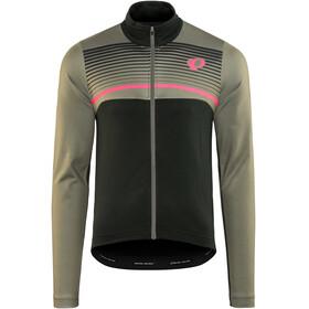 PEARL iZUMi Select LTD Langærmet cykeltrøje Herrer grå/sort